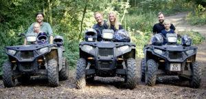 ATV-kørsel for hele familien